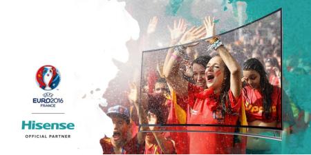 FeelEverything, campaña de Hisense para la UEFA Eurocopa 2016