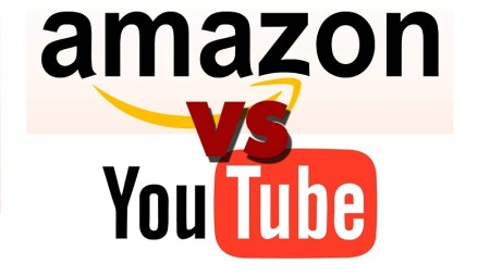 Amazon lanza servicio de videos para hacerle competencia a YouTube