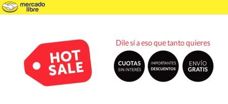 MercadoLibre anuncia sus descuentos para el HotSale 2016