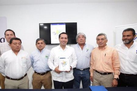 Mérida, Primera en usar tecnologías de la información para mejorar servicios públicos