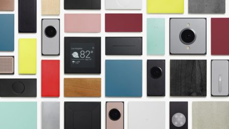 Smartphones modulares de Project Ara estarán disponibles pronto