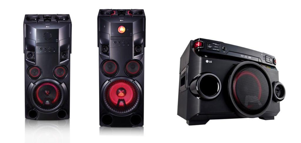 LG anuncia su nueva línea de audio X-Boom Solo 2016 - sistema-de-audio-lg-x-boom-solo