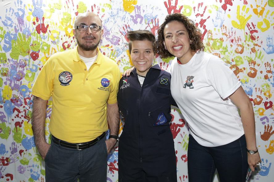Rodolfo Neri, astronauta mexicano presente en el TEDxKids Mexico City - tedxkids-mexicocity-el-astronauta-mexicano-rodolfo-neri
