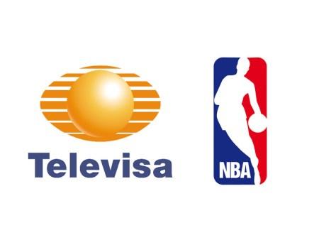 Televisa transmitirá la NBA en México
