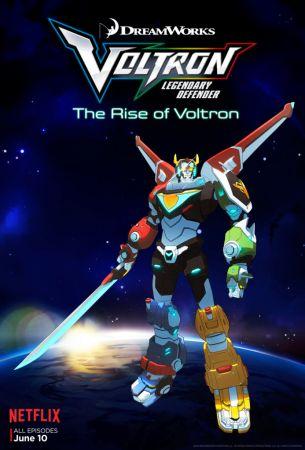 Trailer de Voltron Legendary Defender, serie original de Netflix que se estrenará en junio