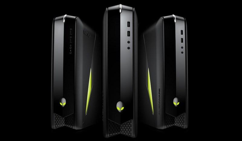 Campus Party: Dell presenta innovaciones de su línea Alienware en conjunto con NVIDIA - alienware-x51