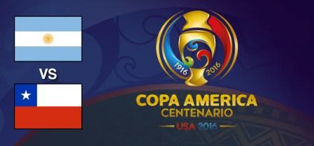 Argentina vs Chile, Final de Copa América 2016 | Resultado: 0-0