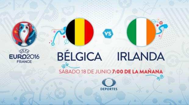 Bélgica vs Irlanda, Eurocopa 2016   Resultado: 3-0 - belgica-vs-irlanda-en-vivo-eurocopa-2016