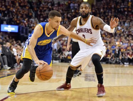 Cavaliers vs Warriors, Juego 5 NBA Finals 2016