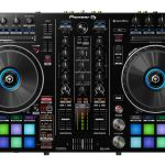 Nuevos controladores Pioneer para DJ, compatibles con Rekordbox DJ - controlador-pioneer-ddj-rr-02