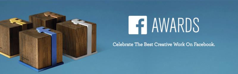 Anuncian los ganadores de la quinta edición de los Facebook Awards 2016 - facebook-awards-2016-800x249