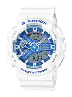 Conoce las tres colecciones White G-Shock - ga-110wb-7a_jf_dr