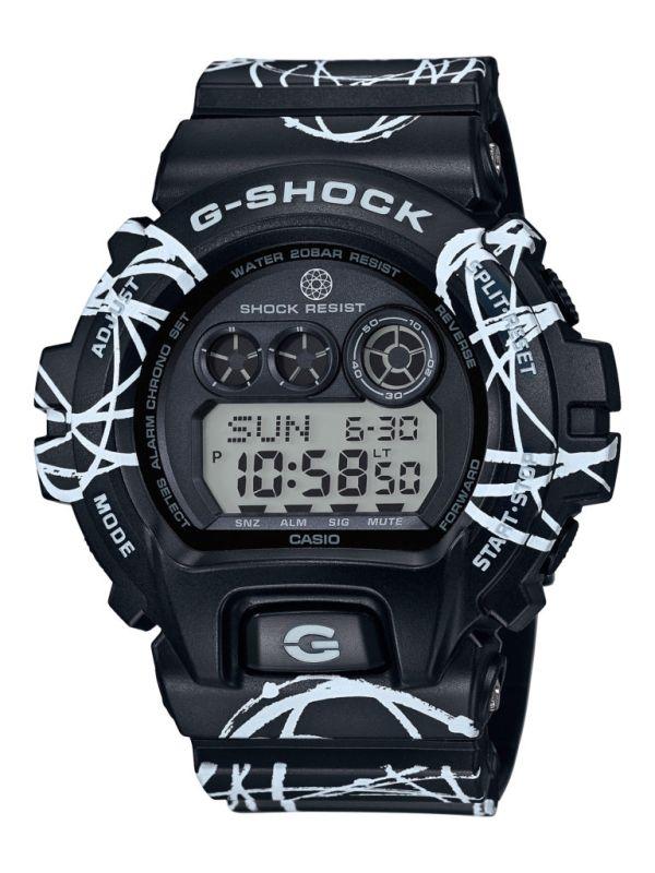 Lanzamiento de Reloj G-shock X Futura de edición limitada - gd-x6900ftr-1_jr-600x800