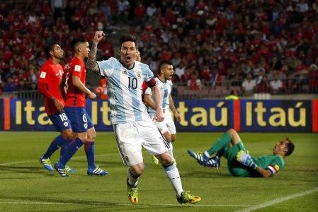 Horario Argentina vs Chile en la Final de la Copa América Centenario