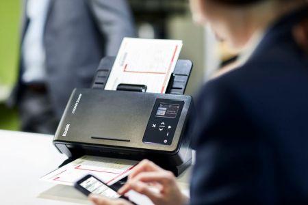 Kodak Alaris presenta nuevos scanners inalámbricos y de red