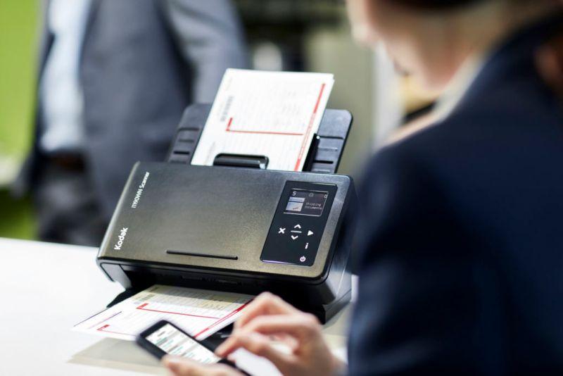 Kodak Alaris presenta nuevos scanners inalámbricos y de red - kodak-alaris-scanners-inalambricos-y-de-red-800x534