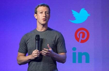 OurMine Team hackea redes sociales de Mark Zuckerberg