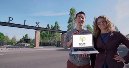 Pixar in a Box: Aprende a animar como Pixar en línea ¡gratis! en Khan Academy