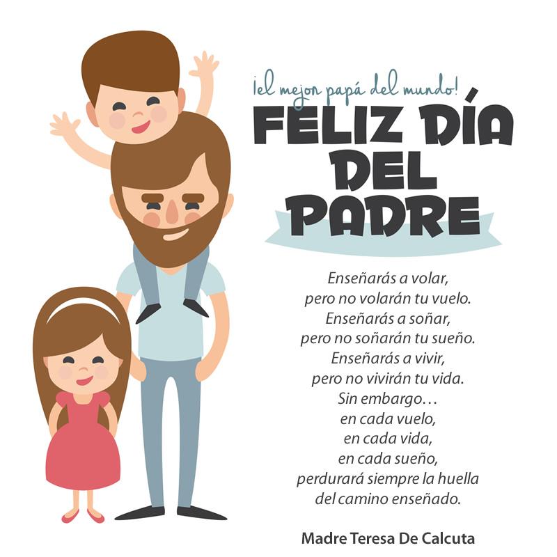 Poemas del día del padre para lucirte con tu papá - poemas-dia-del-padre-2017