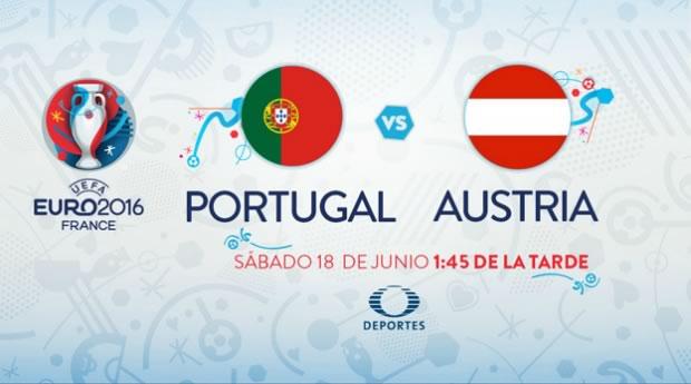 Portugal vs Austria en la Eurocopa 2016 - portugal-vs-austria-en-vivo-euro-2016