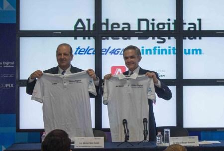 Presentan Aldea Digital 2016; será en el Zócalo de la Ciudad de México