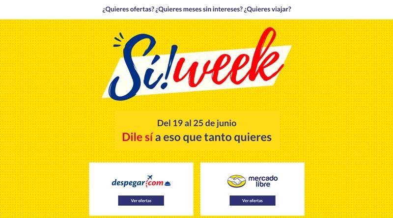 Despegar.com y MercadoLibre impulsan el e-commerce en México con Sí! Week - si-week-despegar-com-mercadolibre
