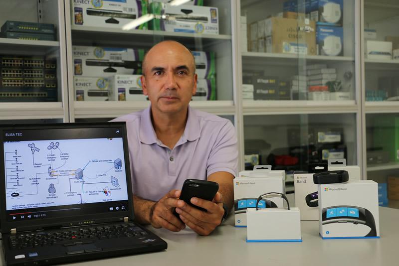 Desarrollan sistema que alerta y detecta riesgos como asfixia - sistema-previene-asfixia-elisa