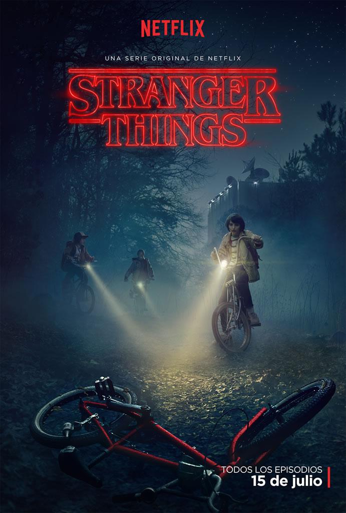 Stranger Things, la nueva serie de Netflix estrena trailer - stranger-things-netflix-poster