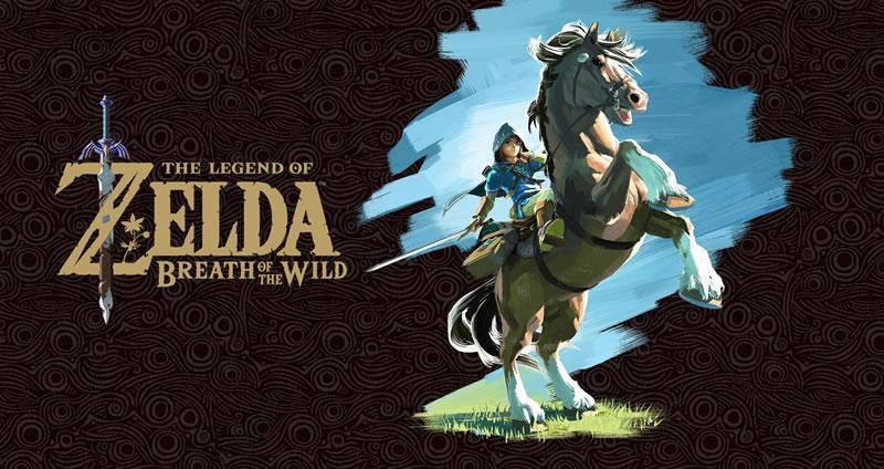 The Legend of Zelda: Breath of the Wild es mostrado por Nintendo en la E3 - the-legend-of-zelda-breath-of-the-wild
