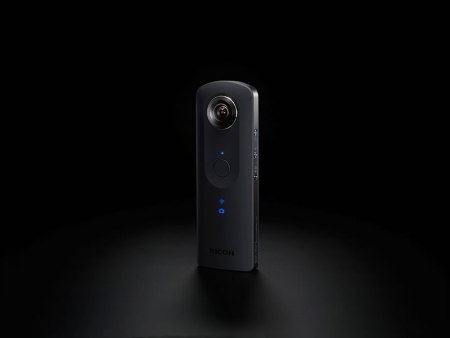 Theta S, la cámara para fotos de 360 grados de RICOH ya está en México