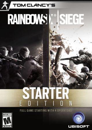 Se estrena Tom Clancy´s Rainbow Six Siege Starter edition para Windows PC
