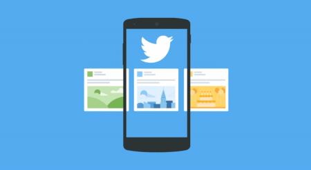 Twitter para Android añade modo nocturno