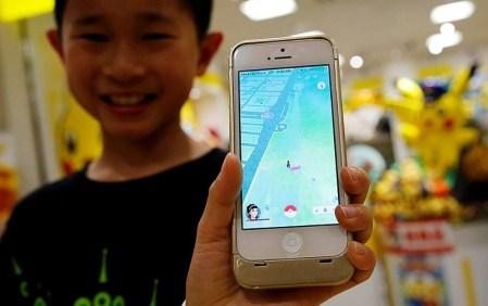 Pokémon GO llega a Japón