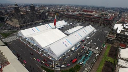 Inauguran la Aldea Digital 2016 en la Ciudad de México