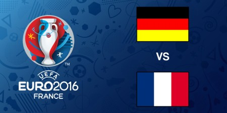 Alemania vs Francia, Semifinal de la Eurocopa 2016 | Resultado: 0-2