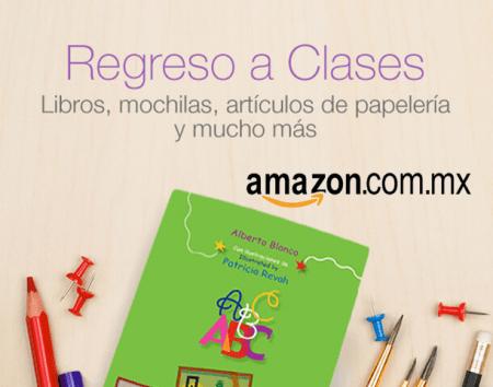 Amazon México lanza tienda para el regreso a clases