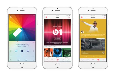 Apple presenta plan para pago de regalías de música en streaming