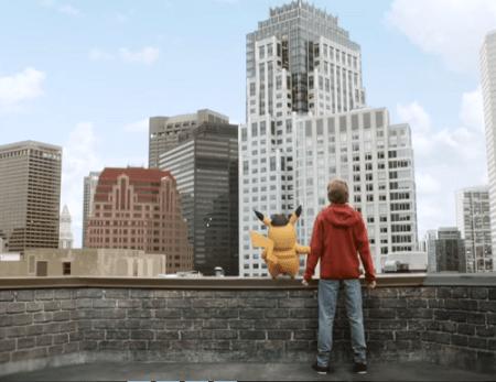 Película live-action de Pokémon está en camino