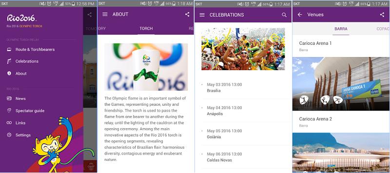 Conoce la app oficial de los Juegos Olímpicos Río 2016 - captura-de-pantalla-2016-07-31-20-01-05-800x355