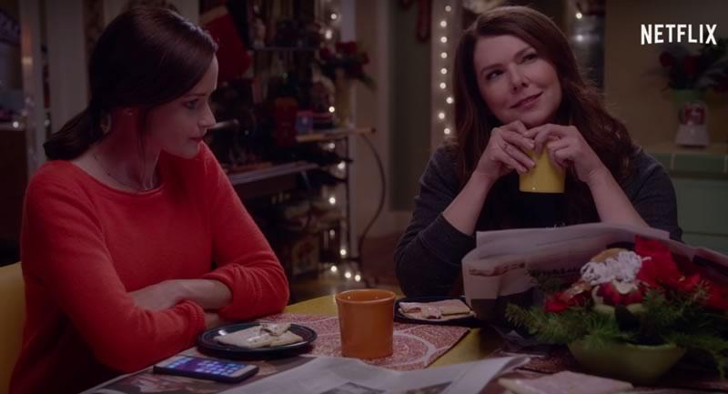 Gilmore Girls: Un nuevo año, ya tiene fecha de estreno - gilmore-girls-un-ano-nuevo-en-netflix