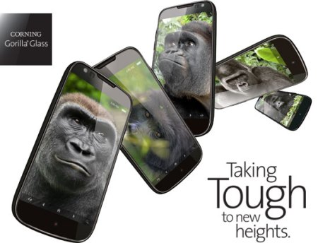 Corning presenta Gorilla Glass 5