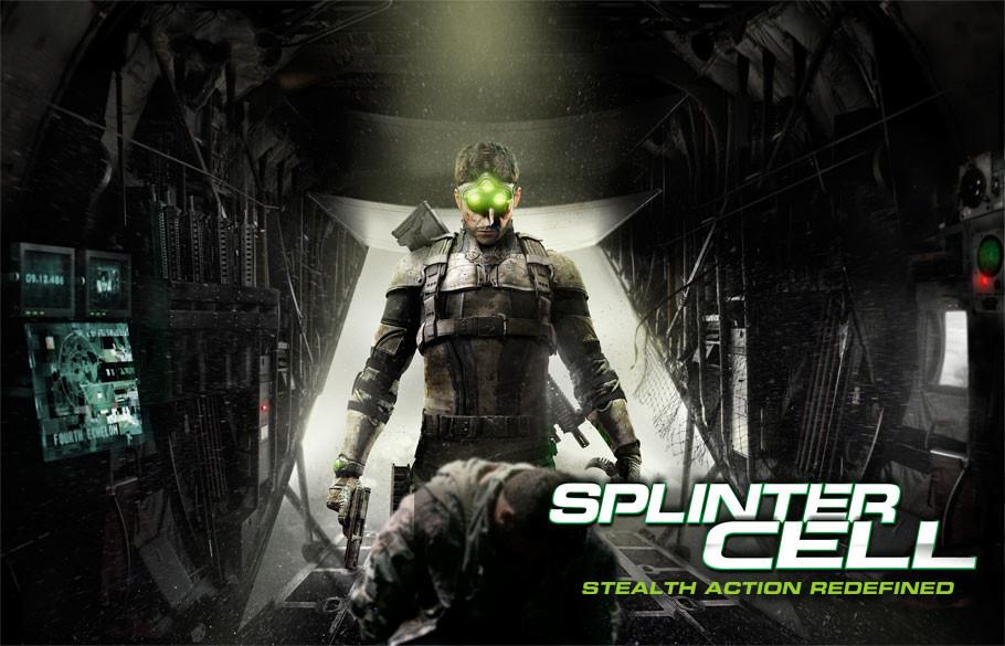 Ubisoft Club anuncia el Juego digital gratuito para PC: Tom Clancy´s Splinter Cell - header-splinter-cell2
