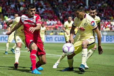 A qué hora juega América vs Toluca en el Apertura 2016 y en qué canal se transmite