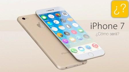 """Filtran fecha de venta y preventa del """"iPhone 7"""""""