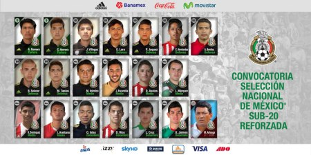México vs MLS All Stars en partido amistoso 2016