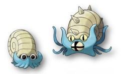 Jugador logra captura todas las criaturas de Pokémon GO - omanyte-y-omastar