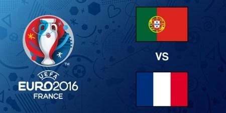 Portugal vs Francia, Final de la EURO 2016 | Resultado: 1-0