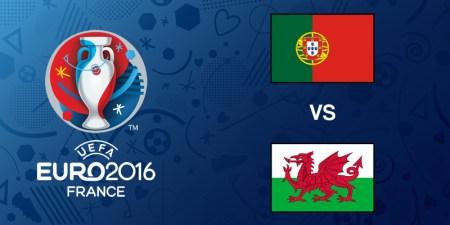 Portugal vs Gales, Semifinal de la EURO 2016 | Resultado: 2-0