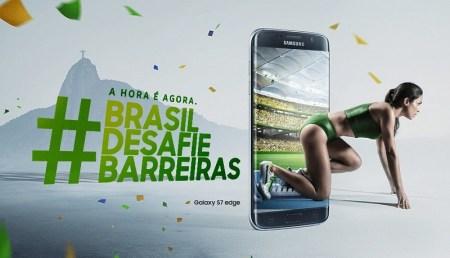 NBC ofrecerá realidad virtual de los Juegos Olímpicos a usuarios de Samsung