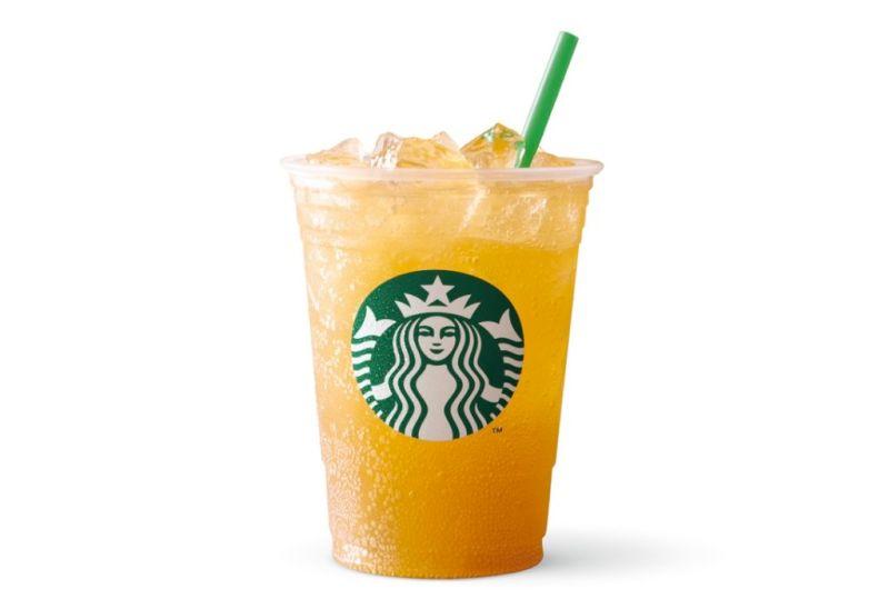 Starbucks México incorpora a su menú los tés Teavana - starbucksteavana-iced-mango-black-tea-lemonade-con-burbujas-800x548